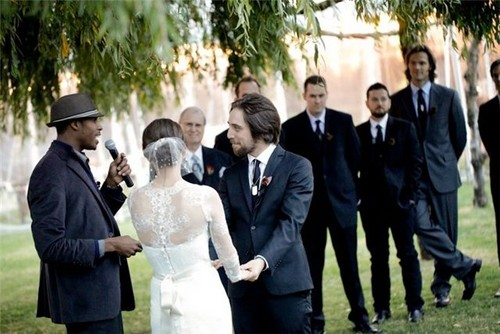 Jared at Brian and Natalia Buckley's Wedding 11.11.2011