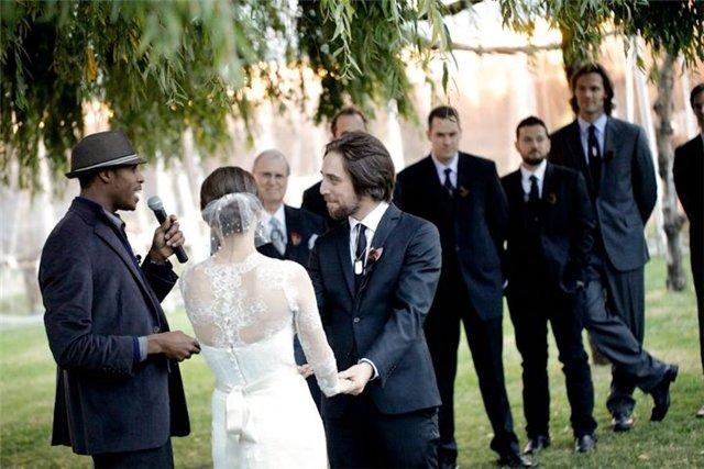 Jared at Brian and Natalia Buckley's Wedding 11.11.2011