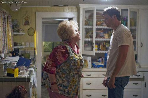 Hoyt & Mama Fortenberry
