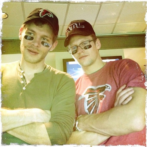 Joseph and Zach