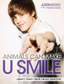 Justin Bieber for peta2 - animal-rights photo