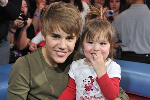 Justin with Jazmyn
