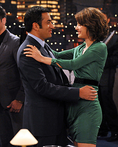 "Kal Penn in a Promotional Photo for 7x10 ""Tick, Tick, Tick"" ~ 'How I Met Your Mother'"