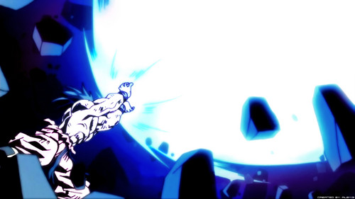 dragon ball z wallpaper entitled Kamehameha