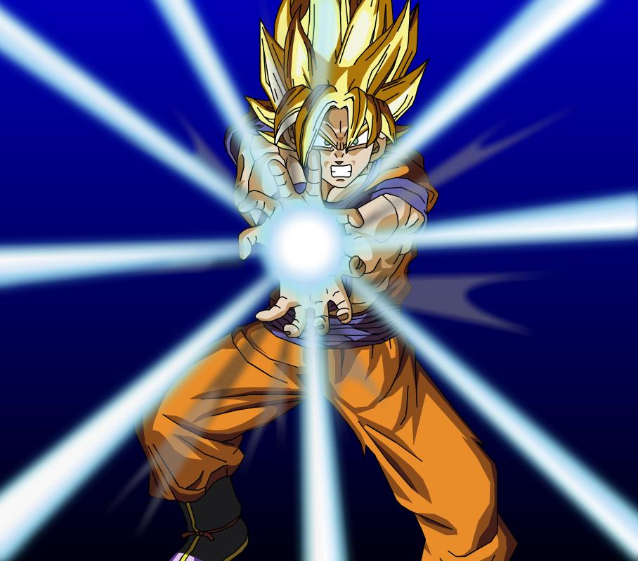 Dragon Ball Z Kamehameha