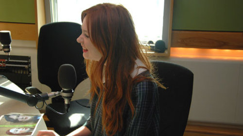 Karen Gillan on BBC Radio 2  - November 2011