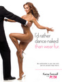 Karina Smirnoff for PETA - animal-rights photo