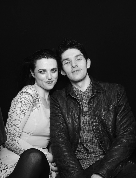 Colin Morgan And Katie Mcgrath Images Katie Amp Colin