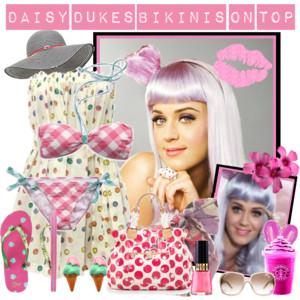 Katy Perry Fashion