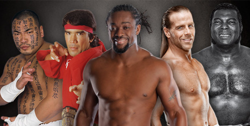 Kofi Kingston's Survivor Series Dream Team