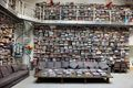 La Bibliothque de Karl Lagerfeld - reading photo