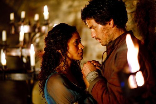 Lancelot & Guinevere