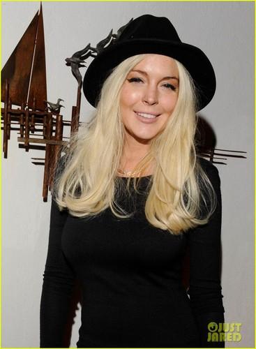 Lindsay Lohan: 'Playboy' 写真 Are 'Very Tasteful'