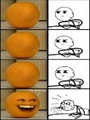 Look Into The Orange - cereal-guy photo
