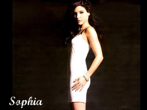 Lovely Sophia achtergrond ☆