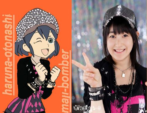 MAJI BOMBER-Inazuma Eleven Girls!