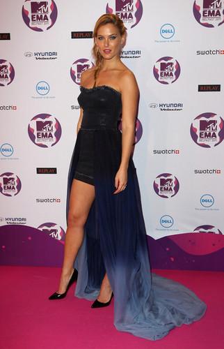 MTV Europa Musica Awards 2011 - Arrival