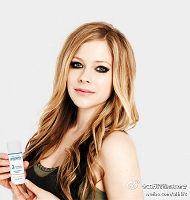 Avril Lavigne Mark Liddell Shoot [Proactiv] Avril Lavigne
