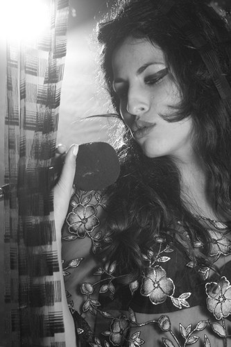 Me as Amy Winehouse