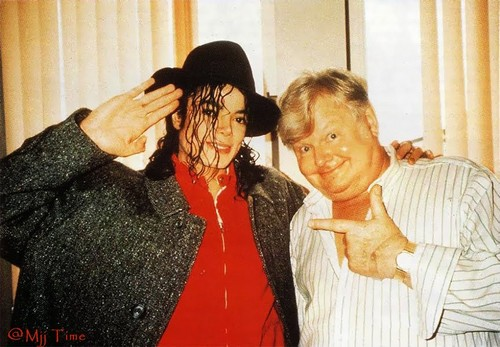 Michael Jackson And Benny bukit :D
