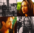 Mikita {2x08} - michael-and-nikita fan art