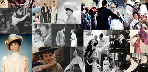 My Fair Lady~Julie and Audrey