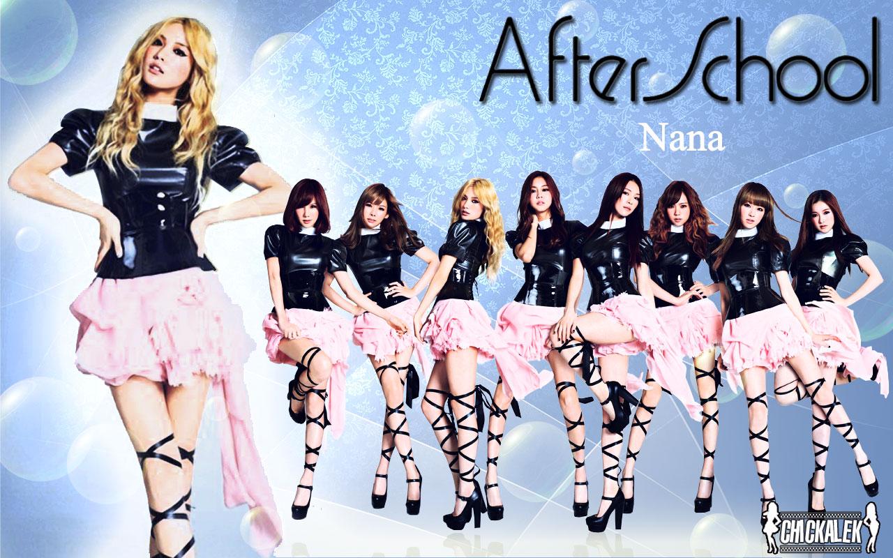 Nana (After School) NANA