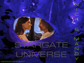 NICK & MANDY - stargate-universe wallpaper