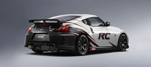 voitures de sport fond d'écran probably with a stock car and an auto racing titled NISSAN NISMO 370Z RC
