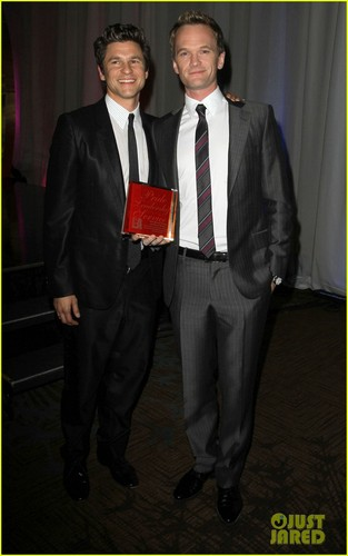 Neil Patrick Harris & David Burtka: L.A. Gay Center's 40th Anniversary Gala!