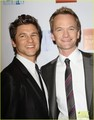 Neil Patrick Harris & David Burtka: L.A. Gay Center's 40th Anniversary Gala! - neil-patrick-harris photo
