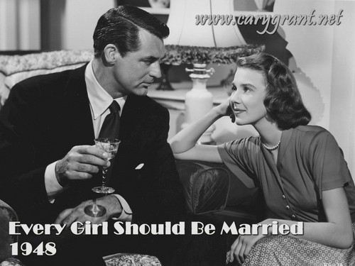 Every Girl Should Be Married