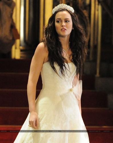 On the Set of Gossip Girl – November 14