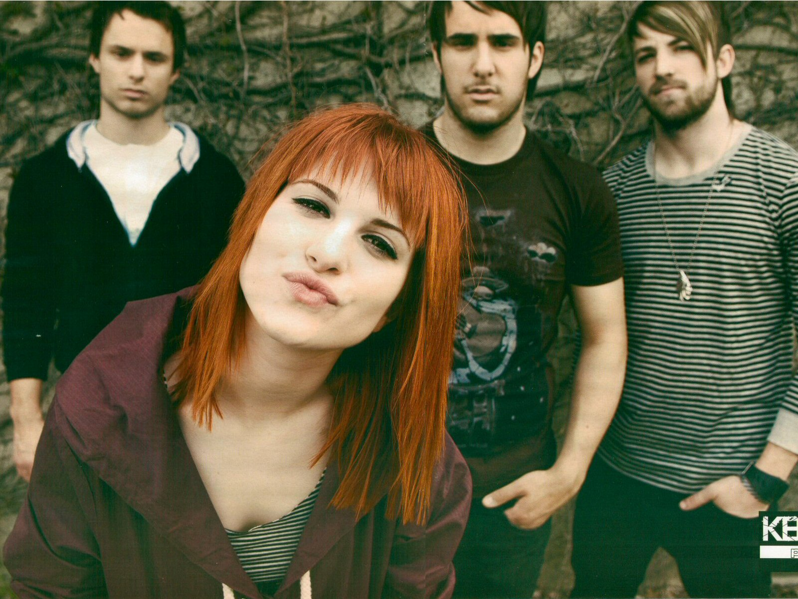 Riot! images Paramore HD wallpaper and background photos ... Paramore
