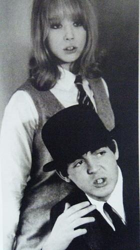Paul and Pattie