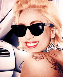 photos from LADY GAGA x TERRY RICHARDSON