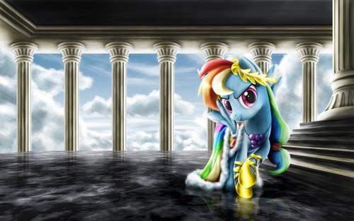pony art!