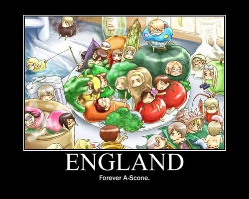Poor England...