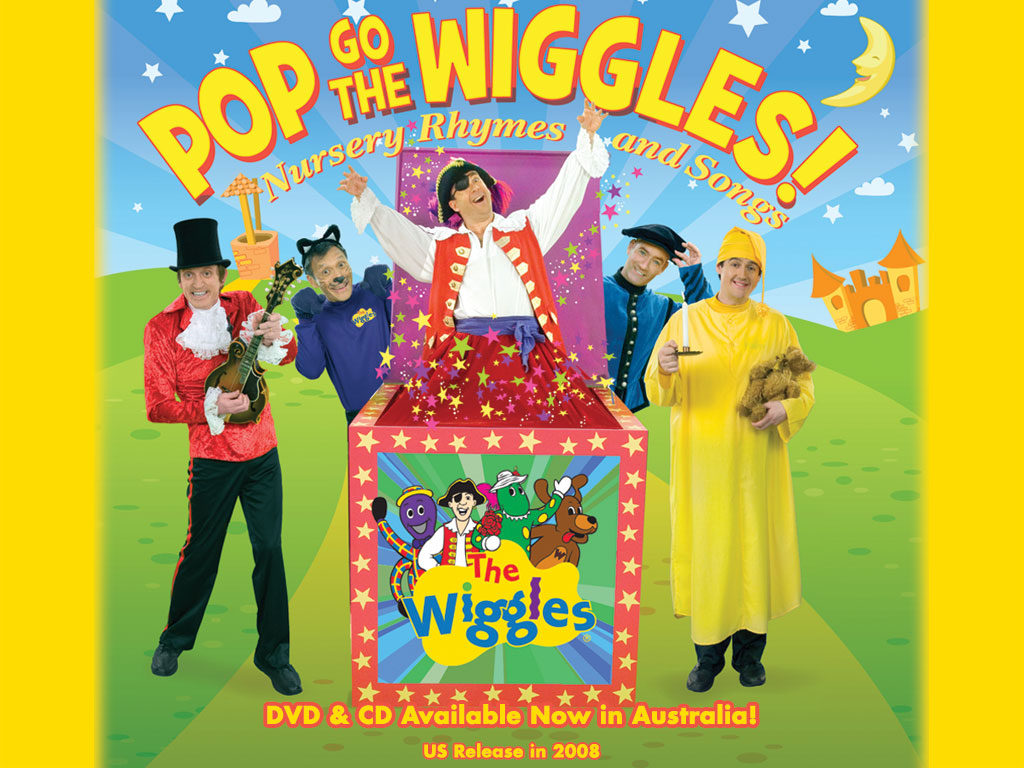 Wiggles Videos Pop Go The Wiggles - T...
