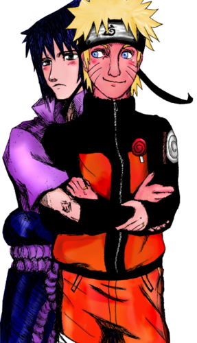 Possesive SasUke