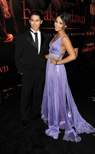 "Premiere Of Summit Entertainment's ""The Twilight Saga: Breaking Dawn - Part 1"""