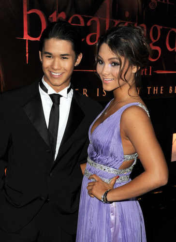 "Boo Boo Stewart images Premiere Of Summit Entertainment's ""The Twilight Saga: Breaking Dawn - Part 1"" wallpaper and background photos"