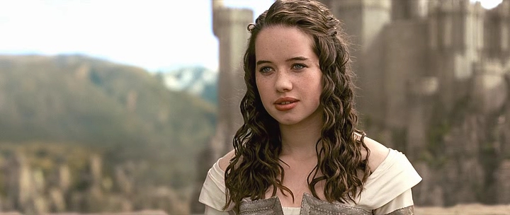 Think, that anna popplewell narnia prince caspian susan seems