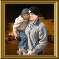 Prison Break - Michael Scofield and his little son MJ - prison-break photo