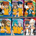 Raimon GO the movie and the old Raimon team!!
