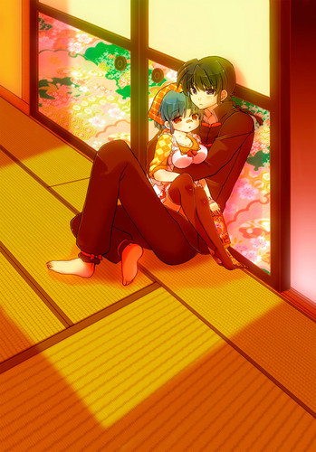 Ranma & Akane ( Anime couple)