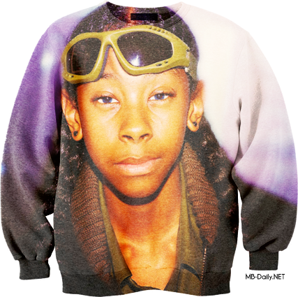 Ray Ray Sweater!! - ray-ray-mindless-behavior Photo