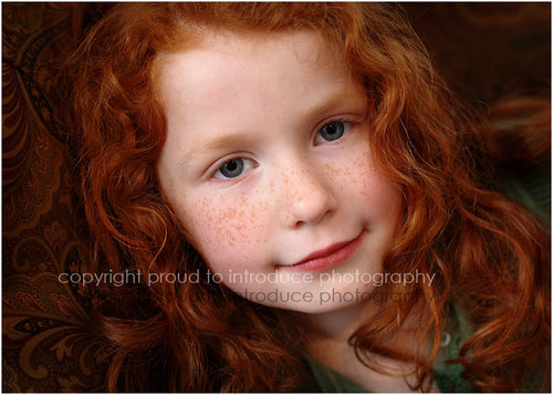 Red Hair Works For All - redheads Photo