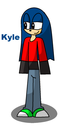 Request for steve-the-dog: Kyle