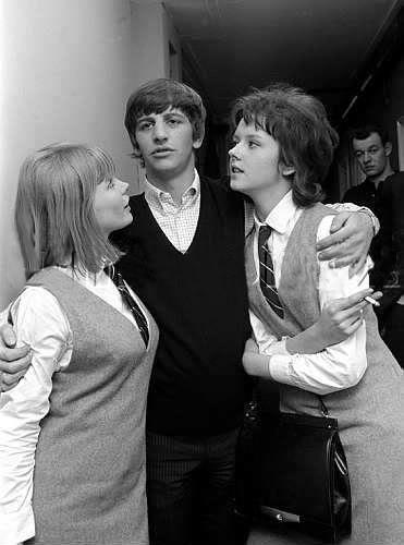 Ringo and the modelos